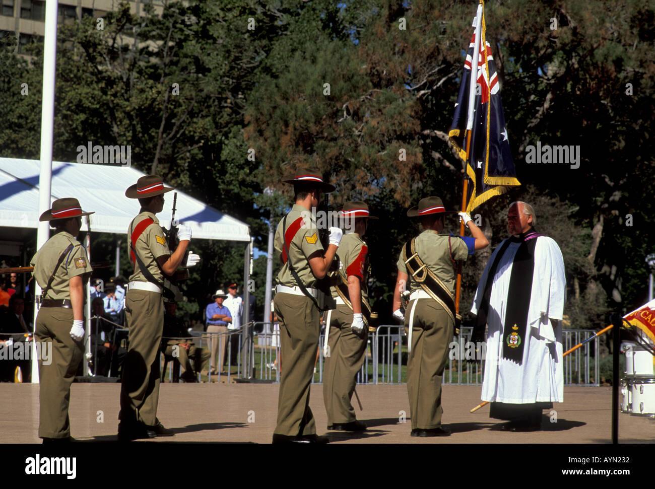 Anzac Memorial Hyde Park South Sydney NSW Scots College