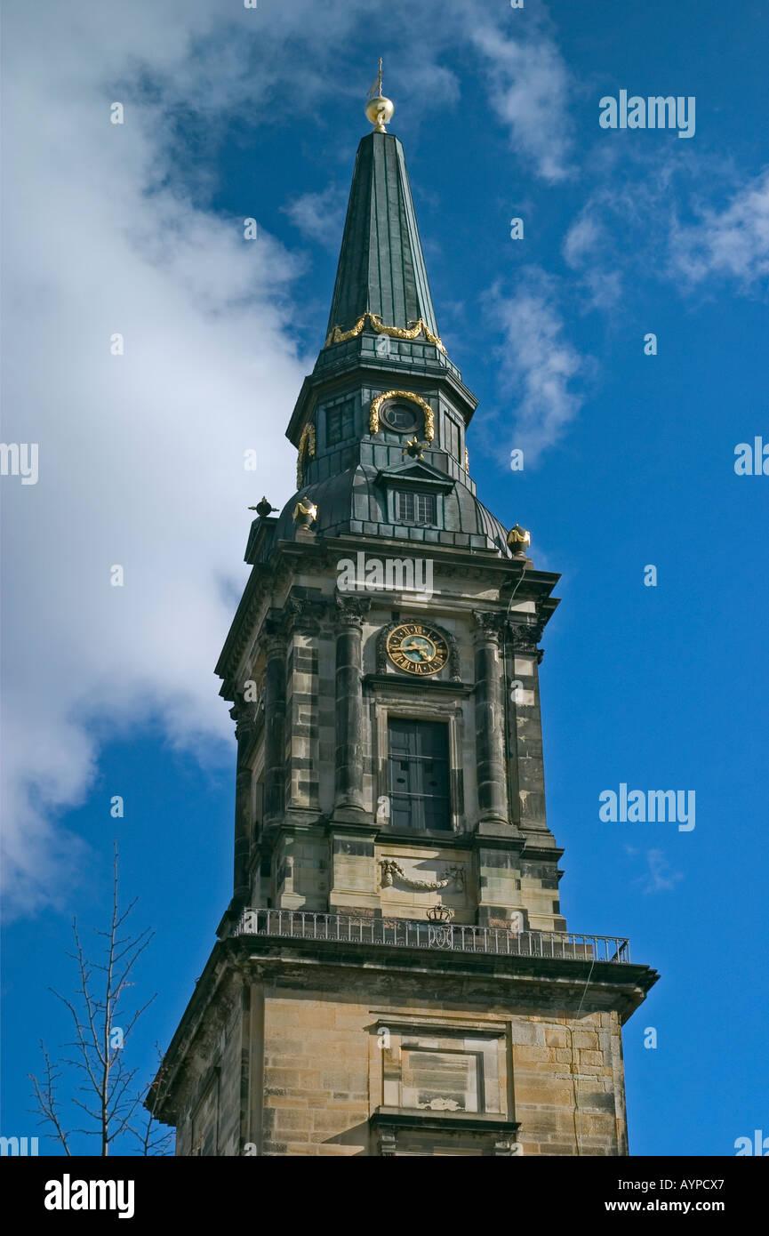 Christians Church. Copenhagen, Denmark. - Stock Image