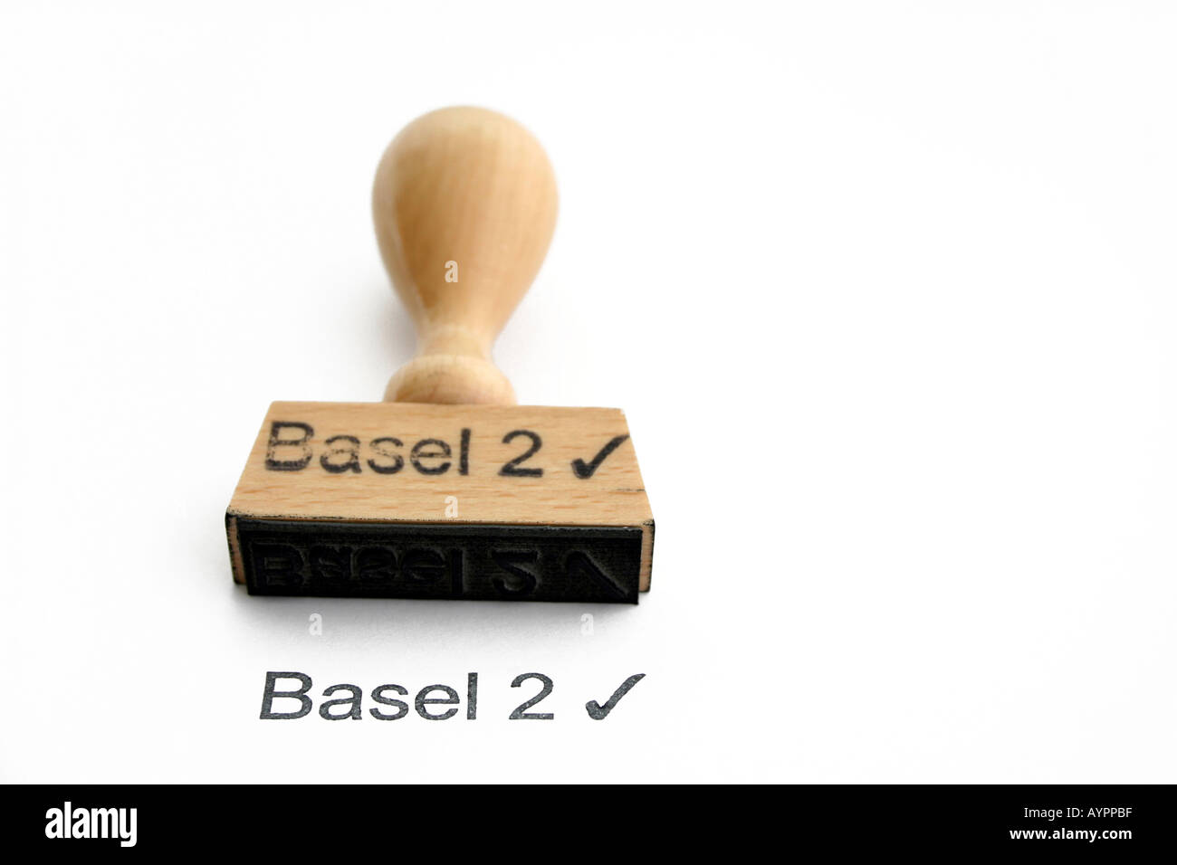Basel 2 Stock Photo