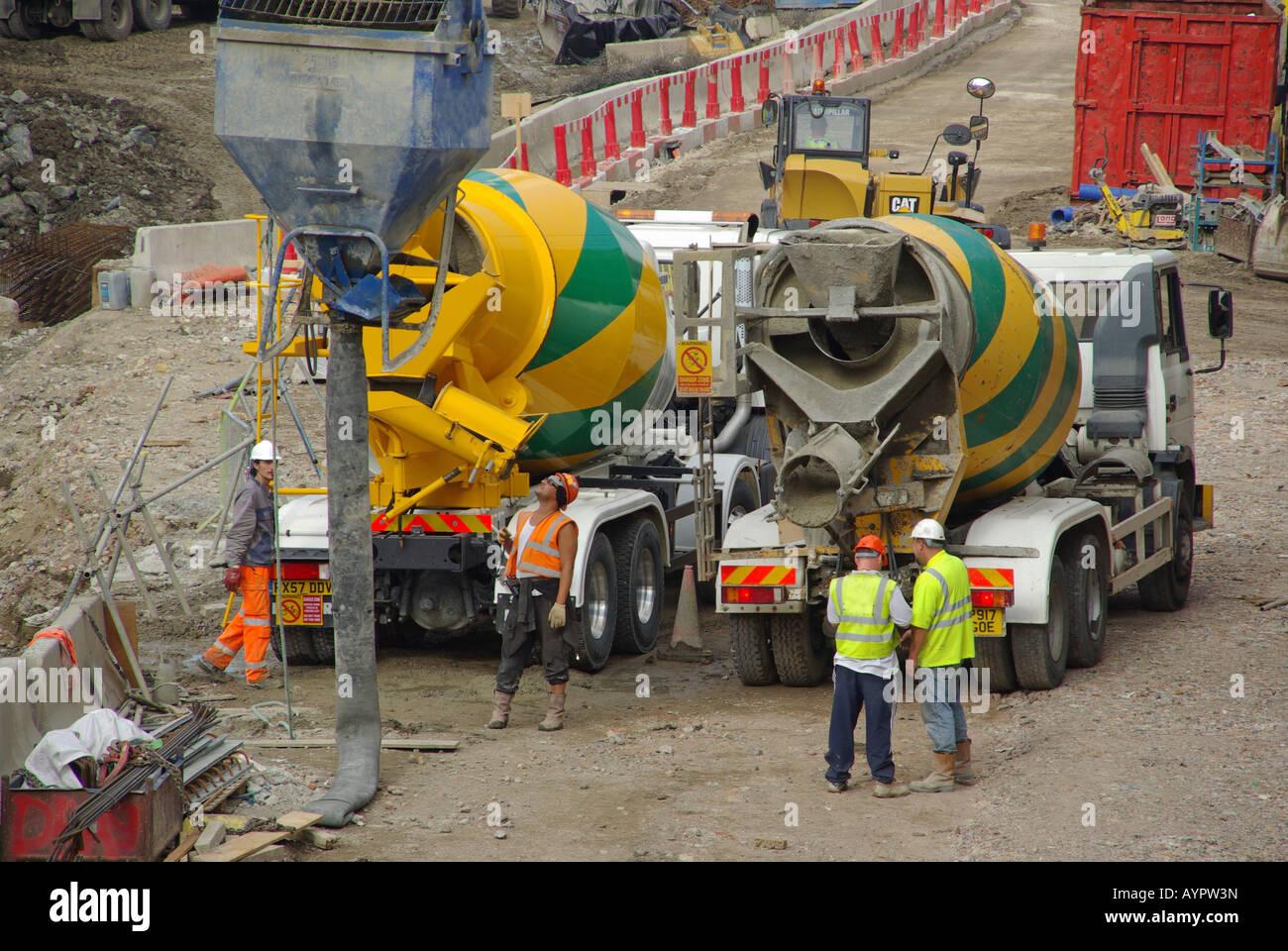 Readymix Lorry Stock Photos Amp Readymix Lorry Stock Images
