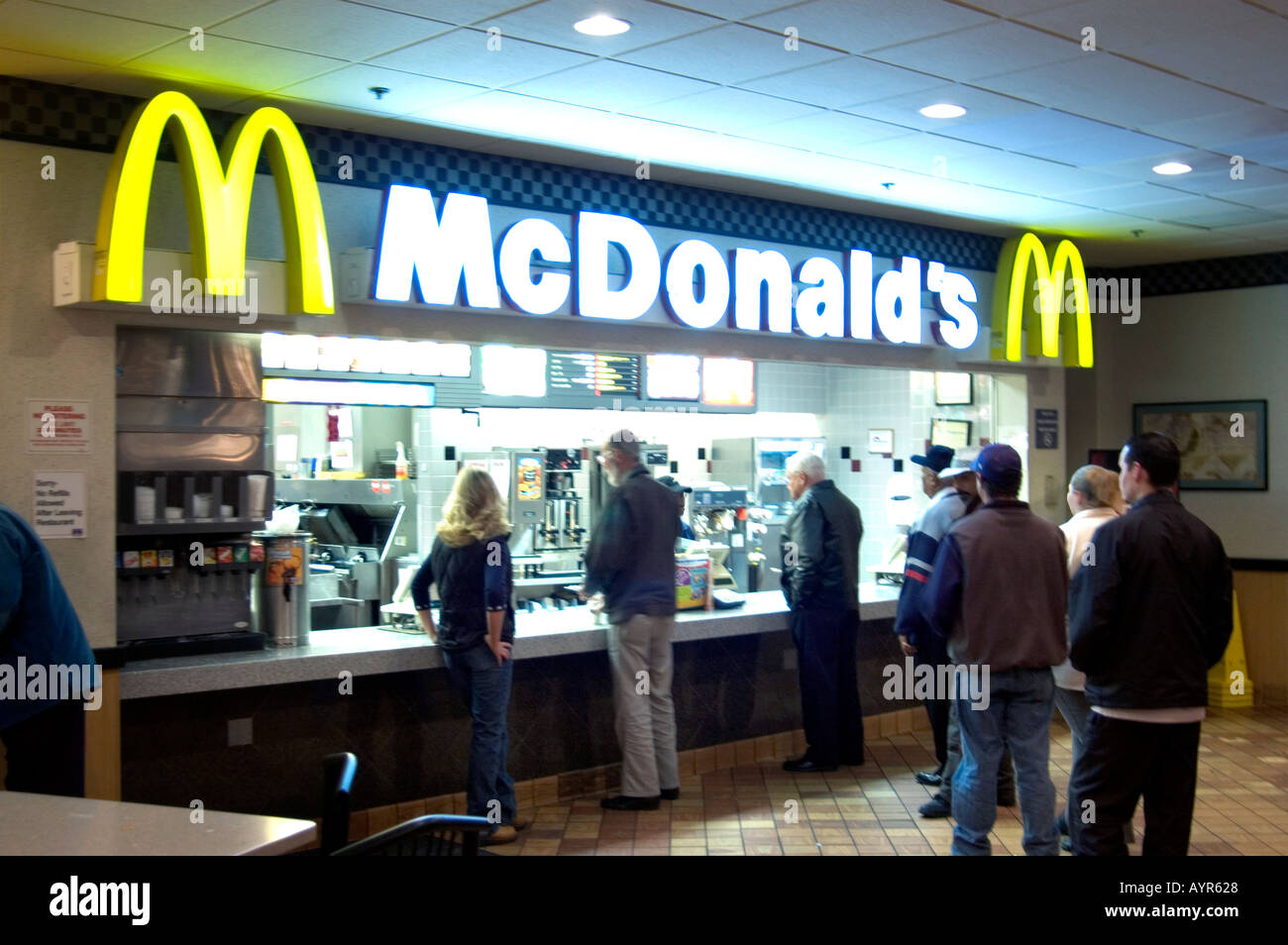Mc Donald S Stock Photos & Mc Donald S Stock Images - Alamy