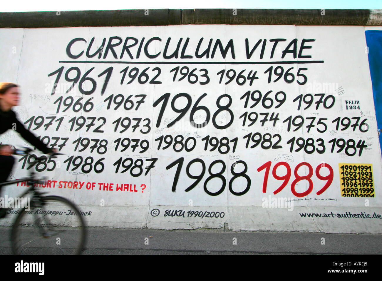fbb971bc69a9d Curriculum vitae of the Berlin Wall