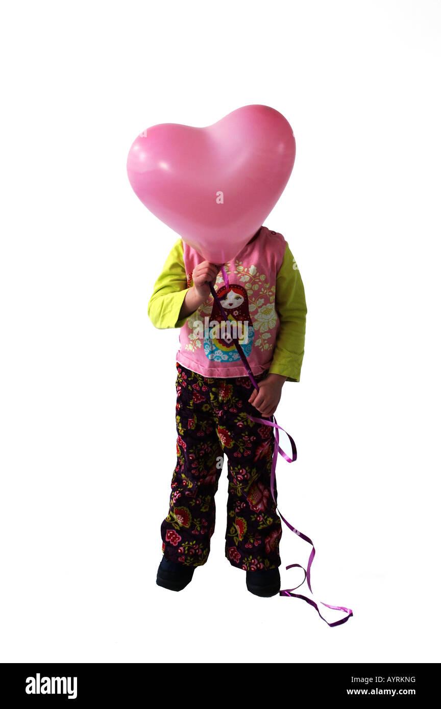 Child love - Stock Image