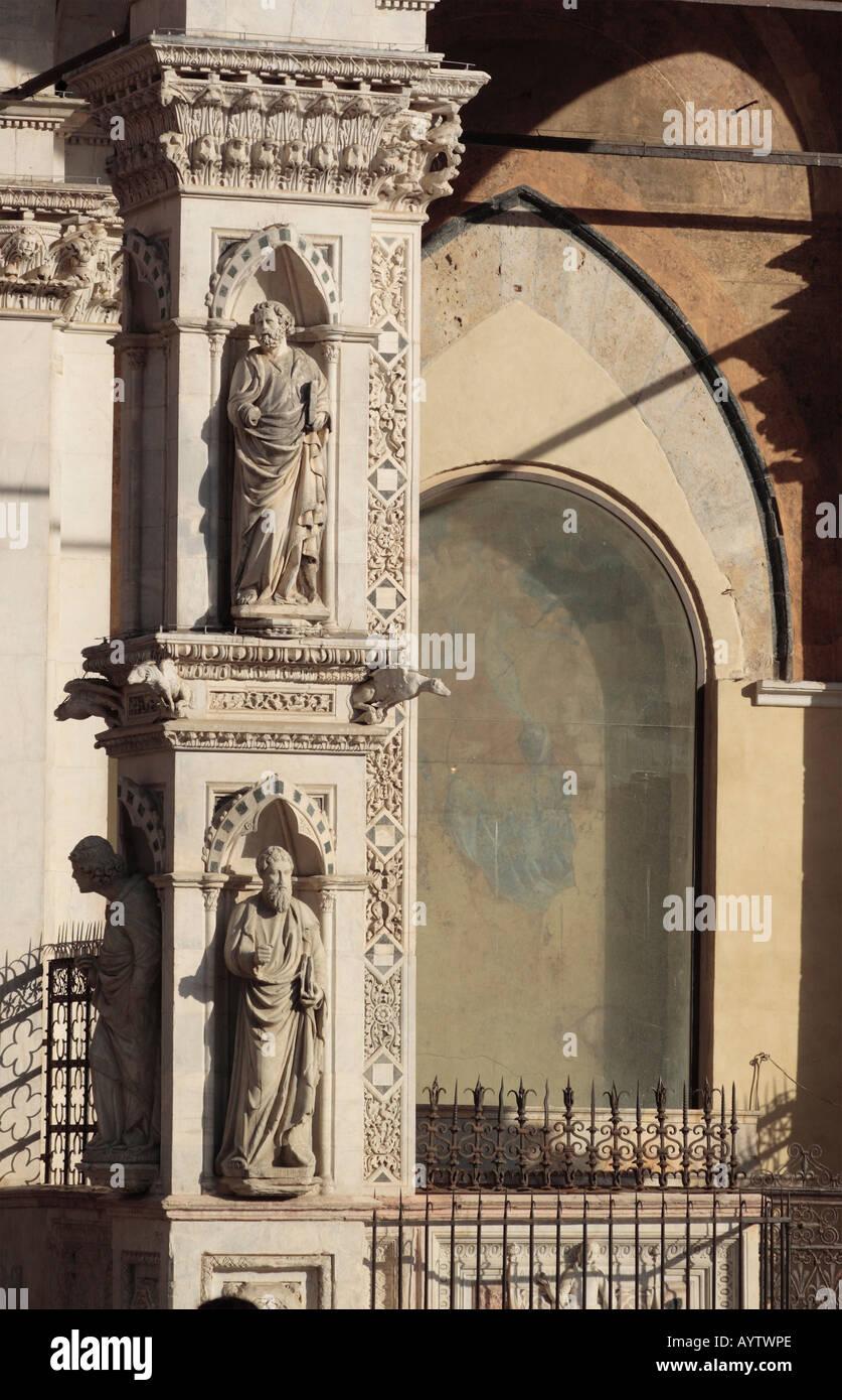 Sienna, Italy - Stock Image