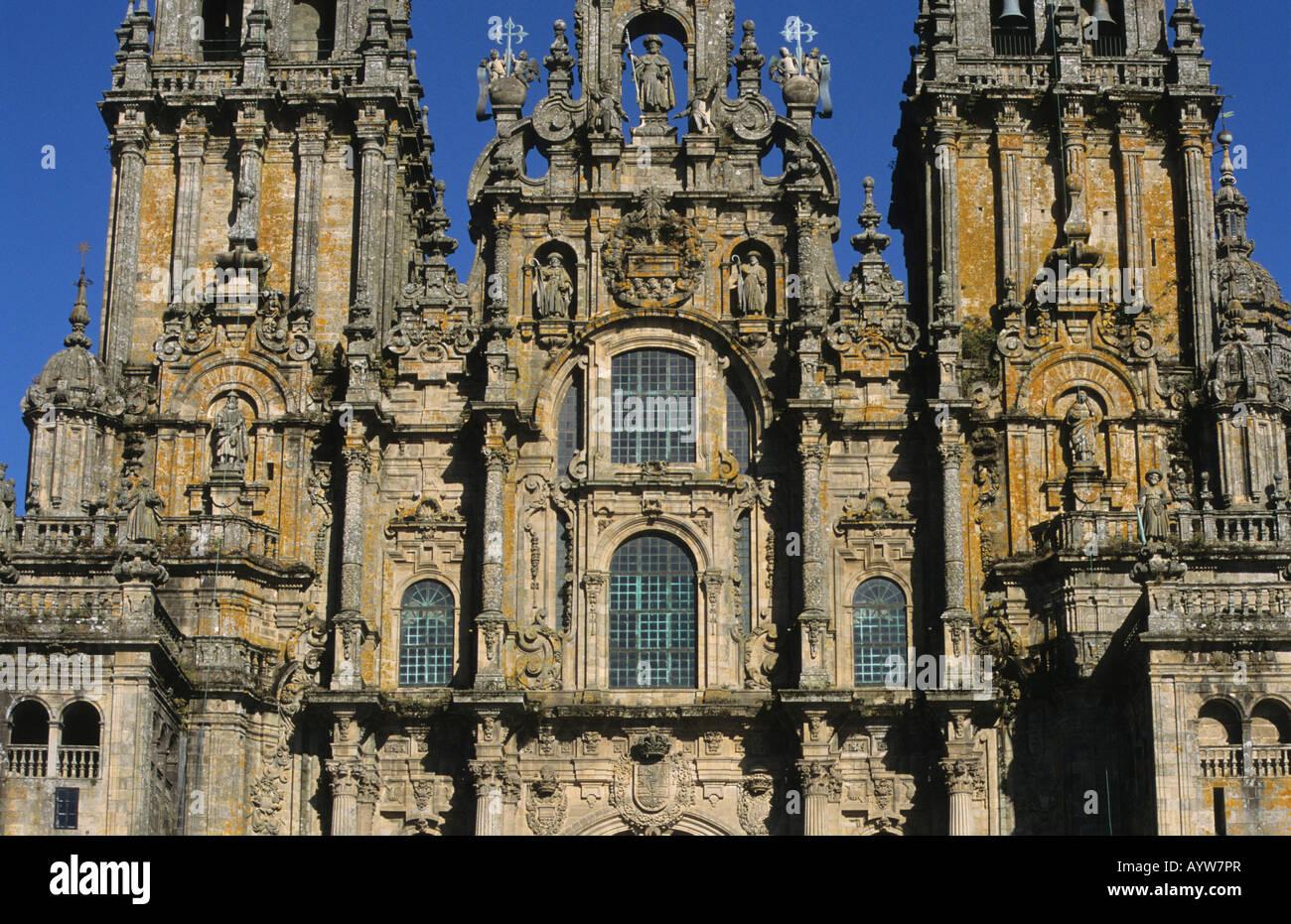 Entrar a Santiago de Compostela