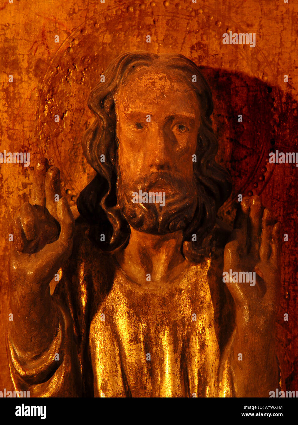 Brandenburg Deutschland mark dom sakral kirche christlich christentum mittelalter gotik gotisch giebel spitzbogen - Stock Image