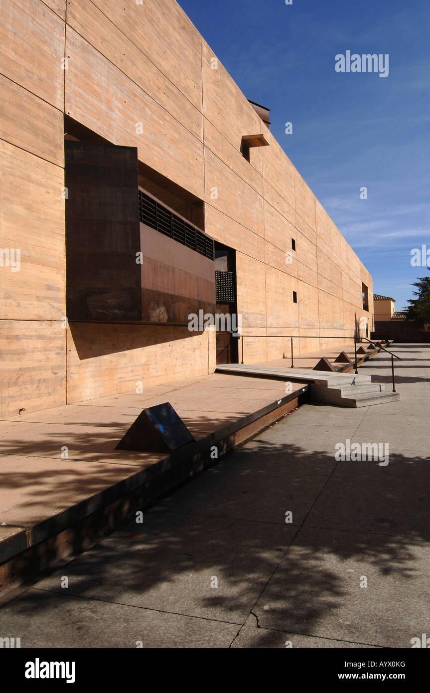 Municipal Archive of Toledo, Spain, 2008 - Stock Image