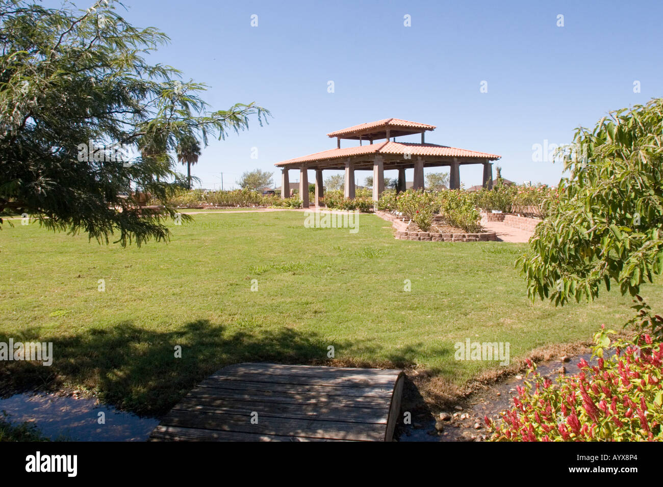 Corpus Christi Botanical Gardens Nature Center Has Become The South Stock Photo 9825379 Alamy