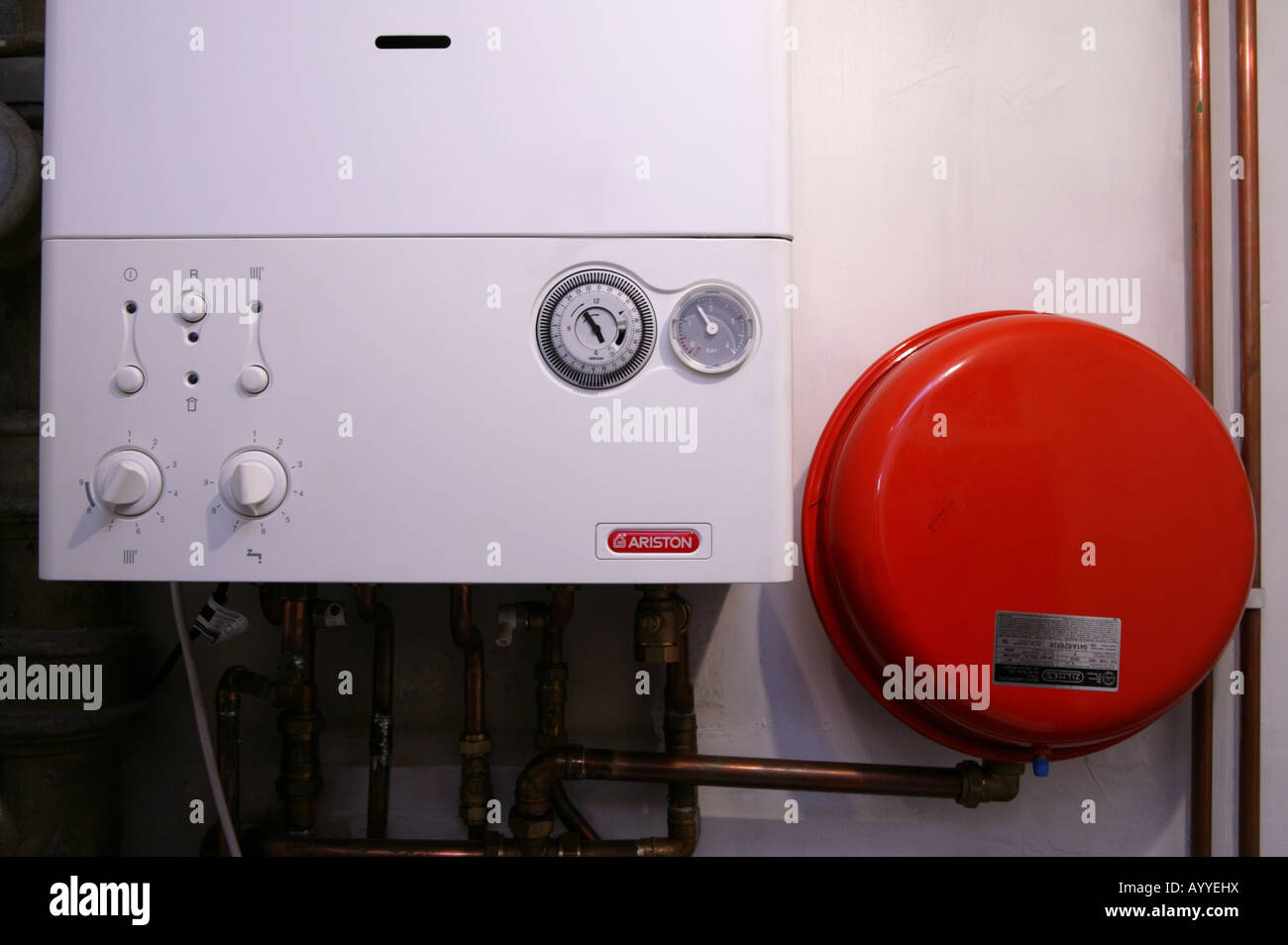 Combi Boiler Stock Photos Combi Boiler Stock Images Alamy