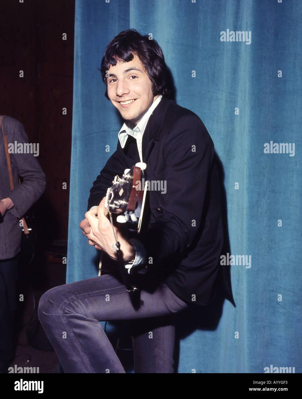 CAT STEVENS UK singer in 1967. - Stock Image