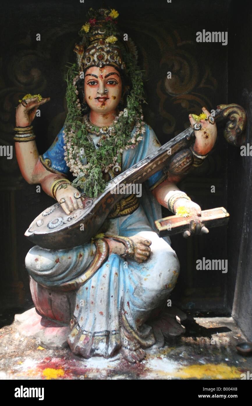 different names of goddess saraswati in tamil