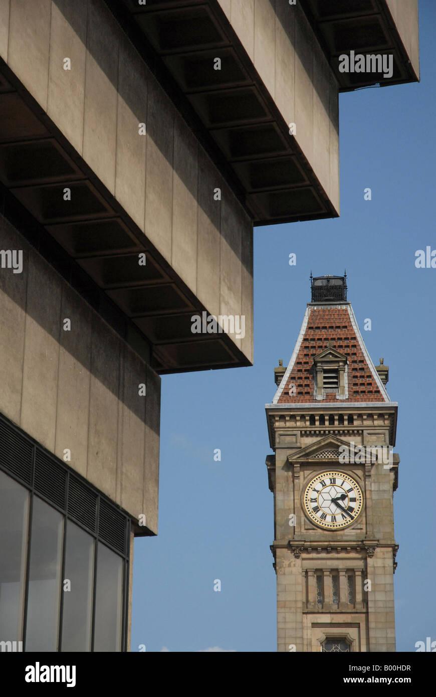 Central Library Birmingham Stock Photos & Central Library Birmingham ...