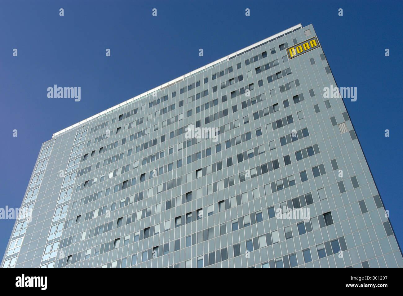 Zentrale - Stock Image