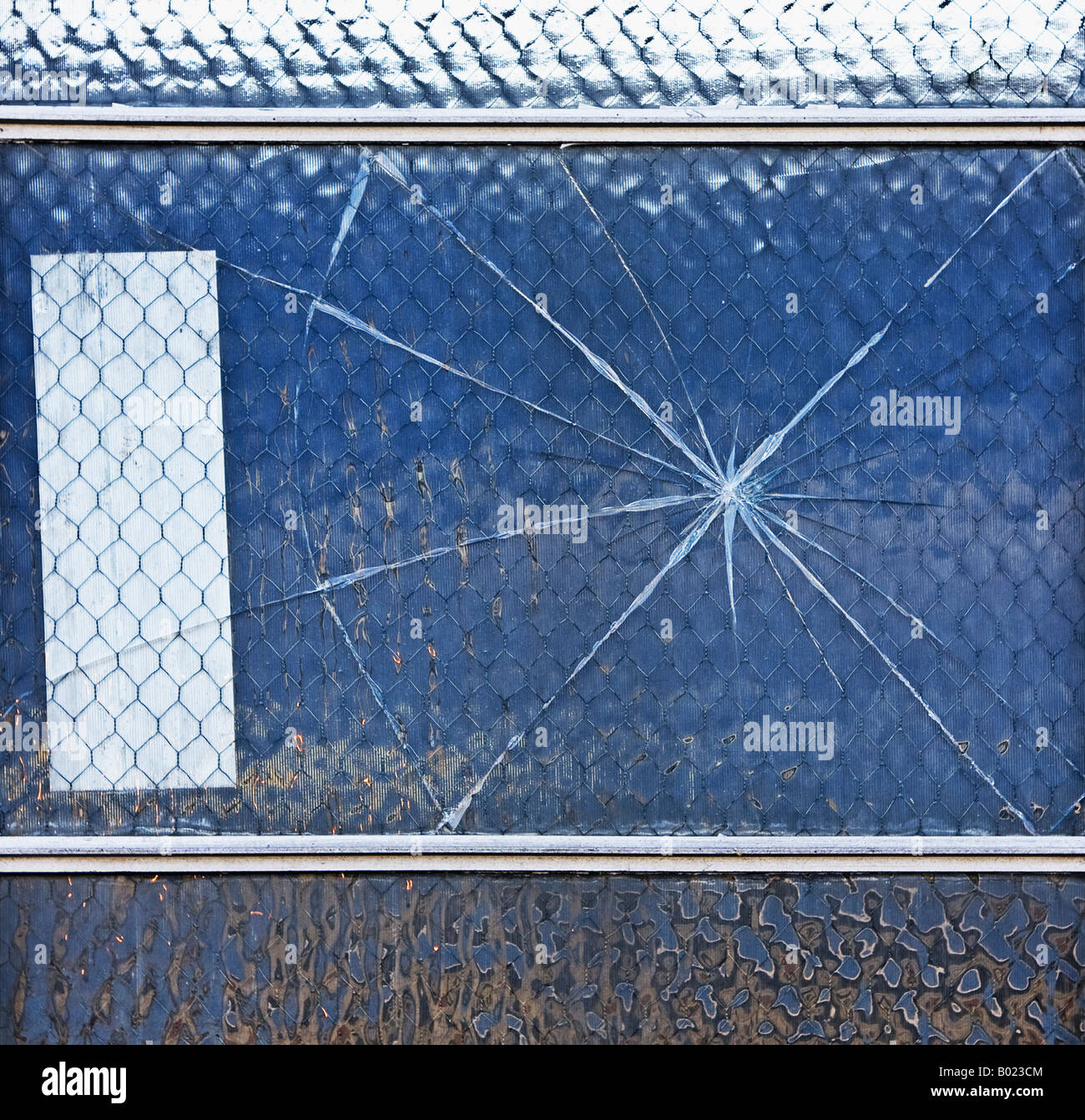 Funky Wire Mesh Glass Window Gallery - Electrical and Wiring Diagram ...