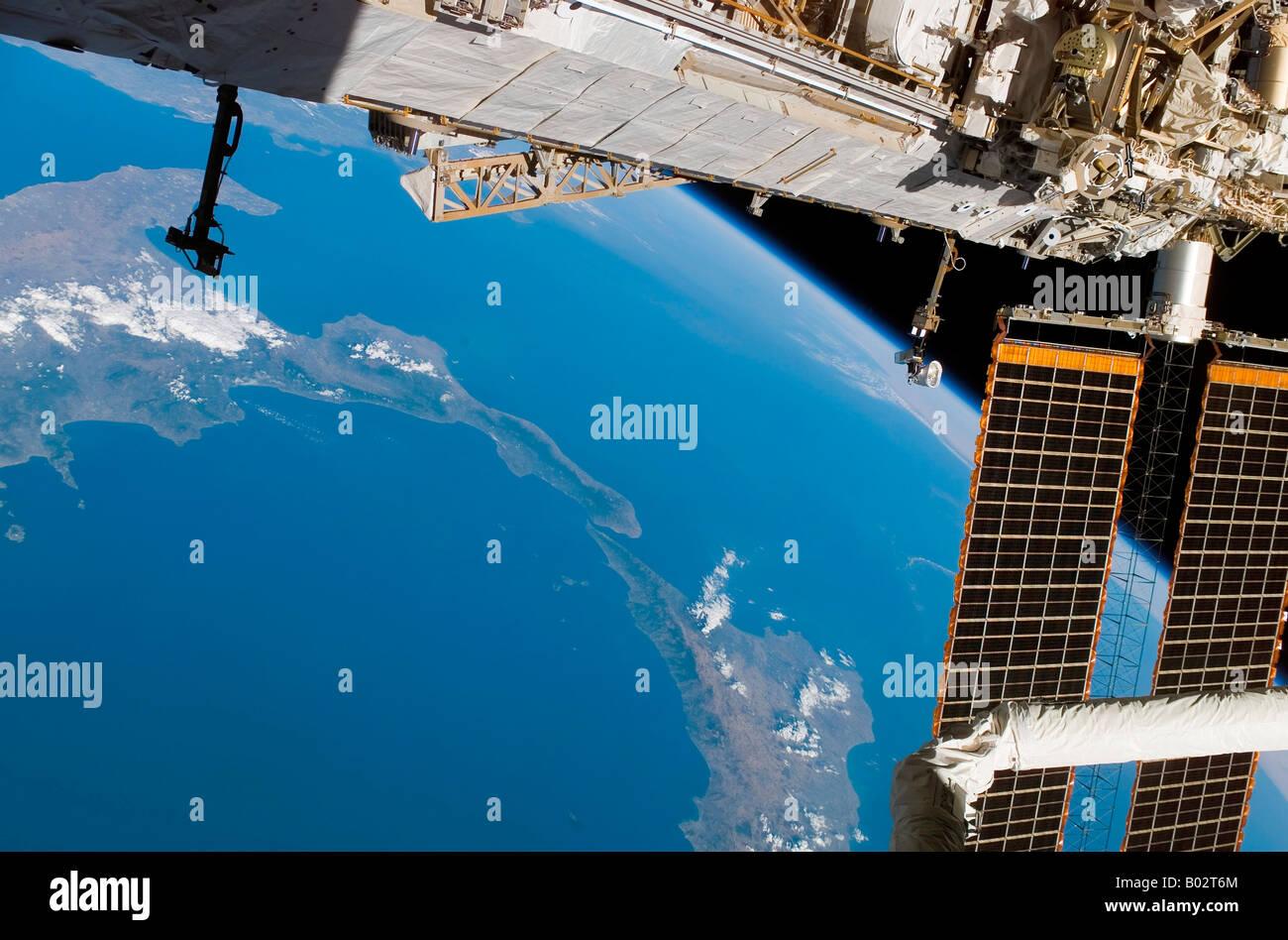 International Space Station - Stock Image