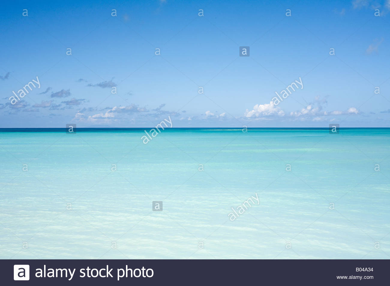 The ocean - Stock Image