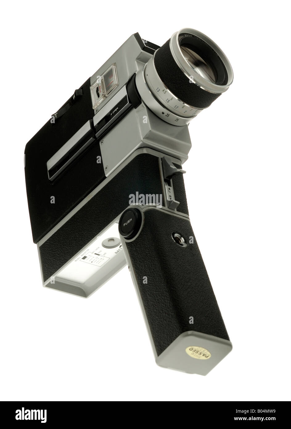 Cine Camera - Stock Image