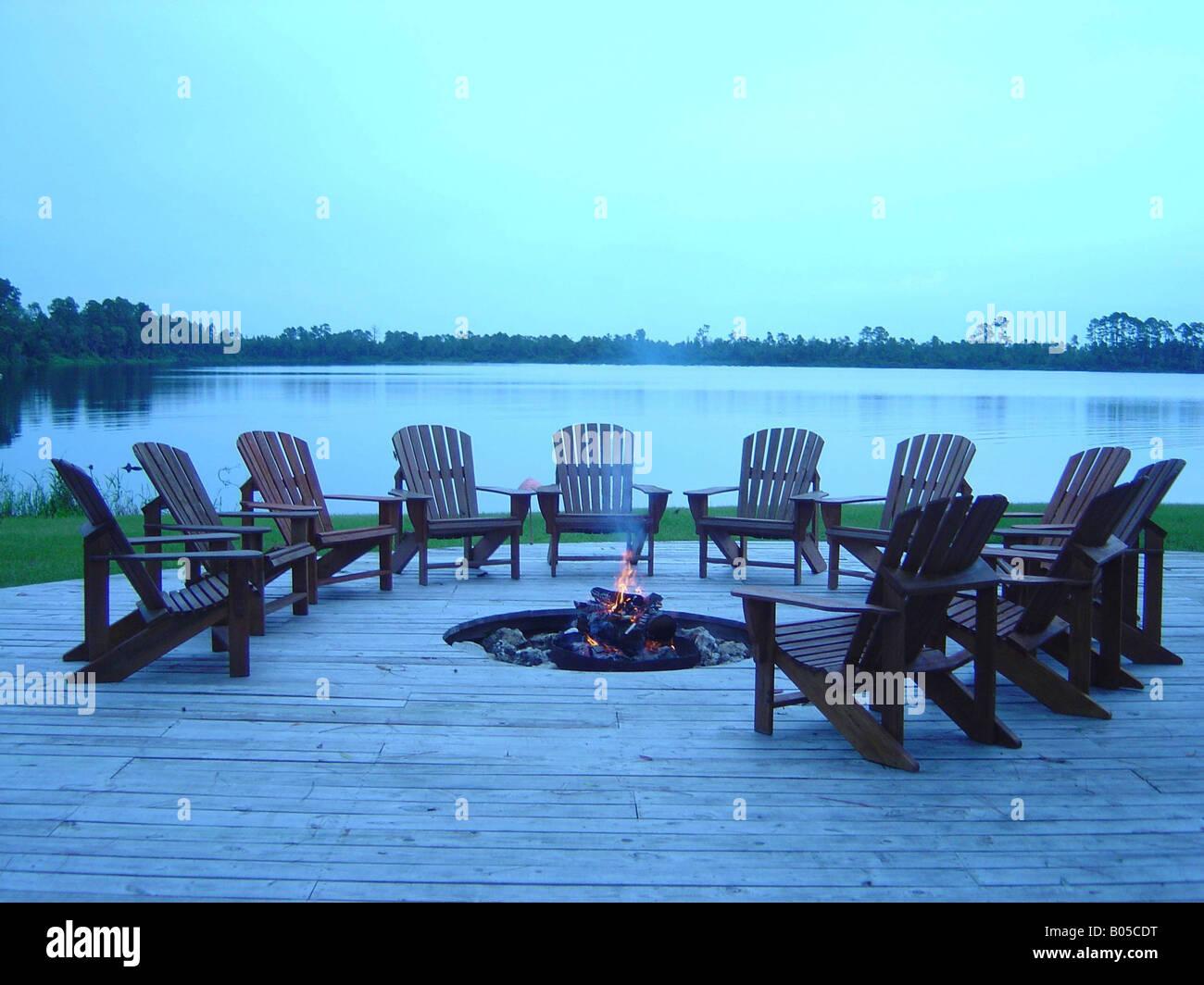 Etonnant Campfire Chairs