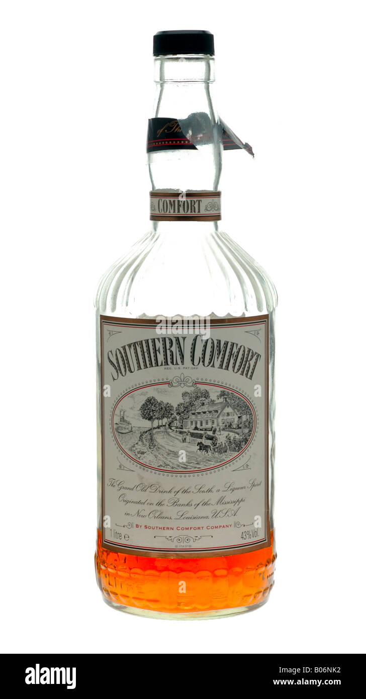 Southern Comfort Whiskey Stock Photos Southern Comfort Whiskey