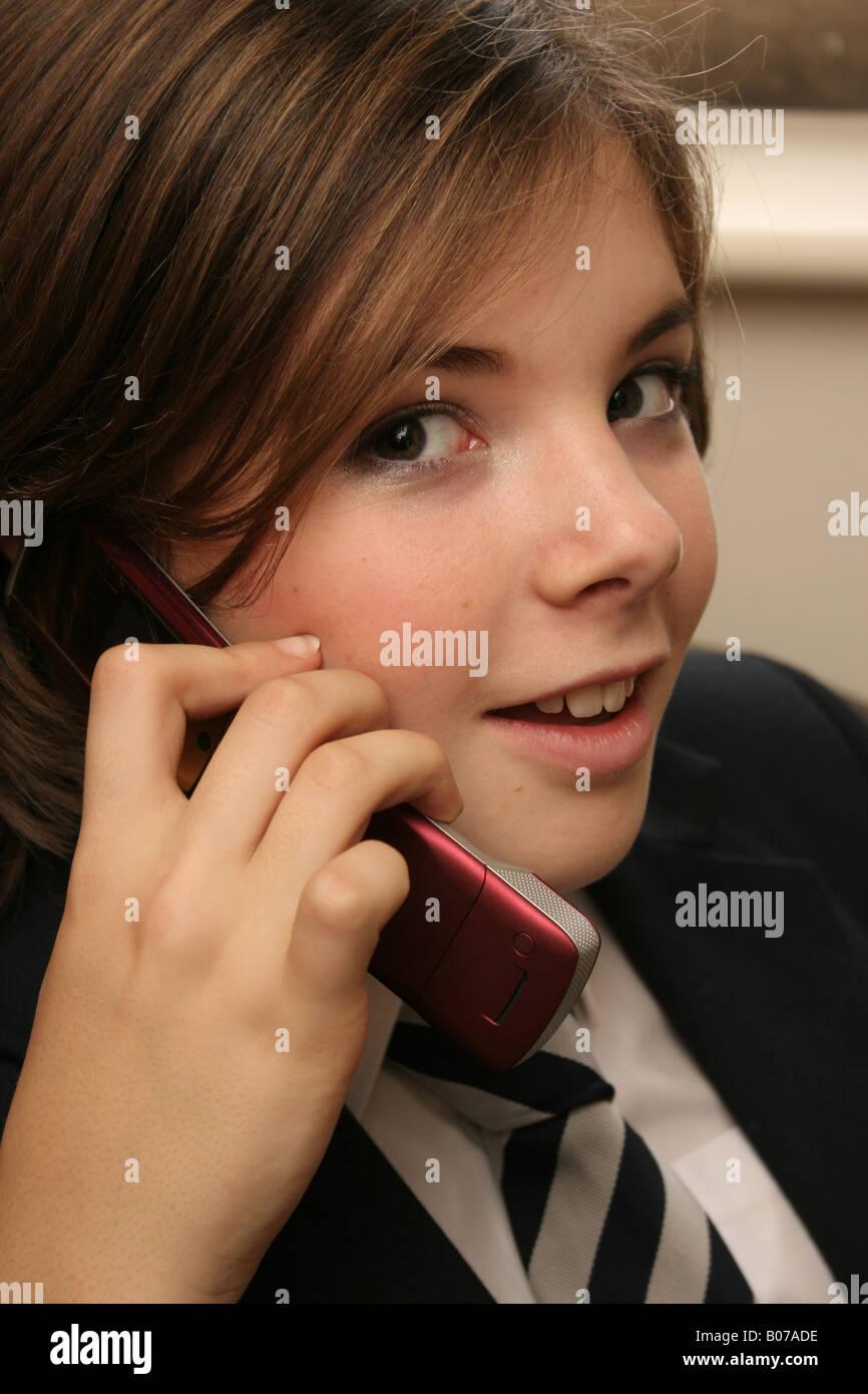 school girl mobile number