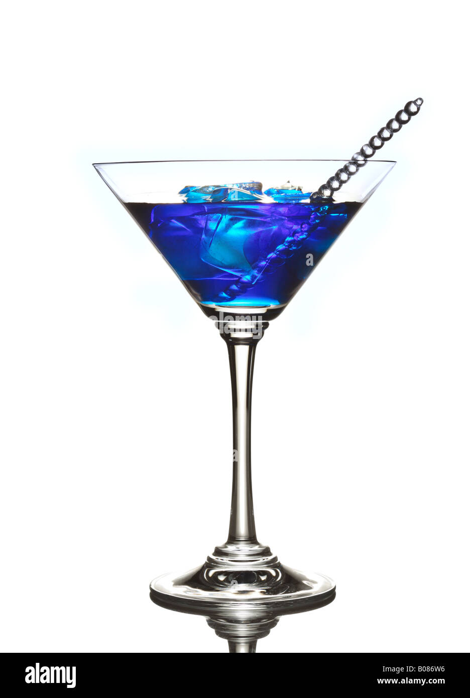 blue curacao cocktail drink stock photo 17391394 alamy. Black Bedroom Furniture Sets. Home Design Ideas