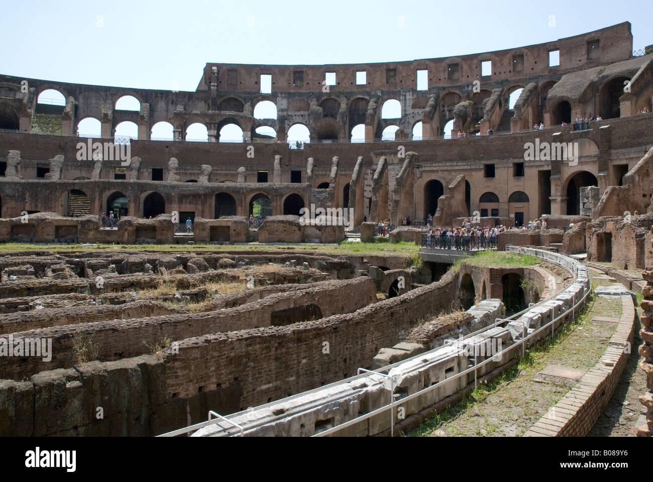 Colosseum,  Colosseo, Rome Stock Photo