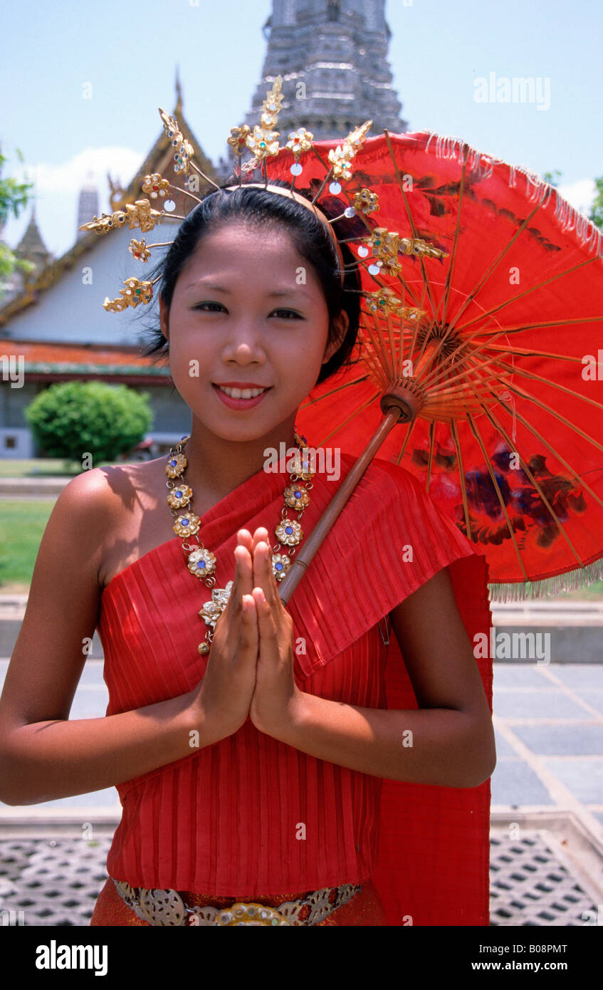 Young thai girl