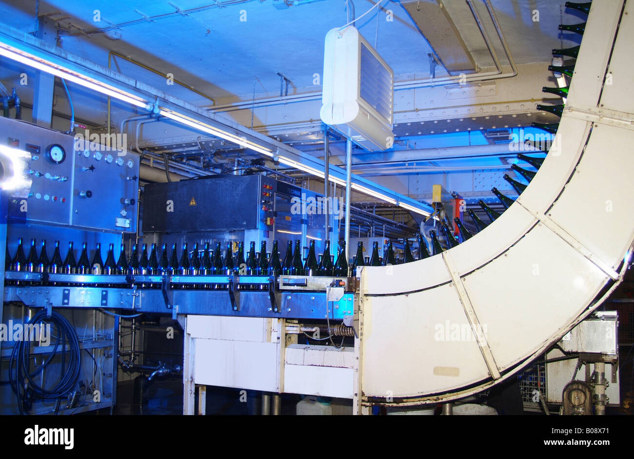 Bottling Machines Stock Photos Amp Bottling Machines Stock