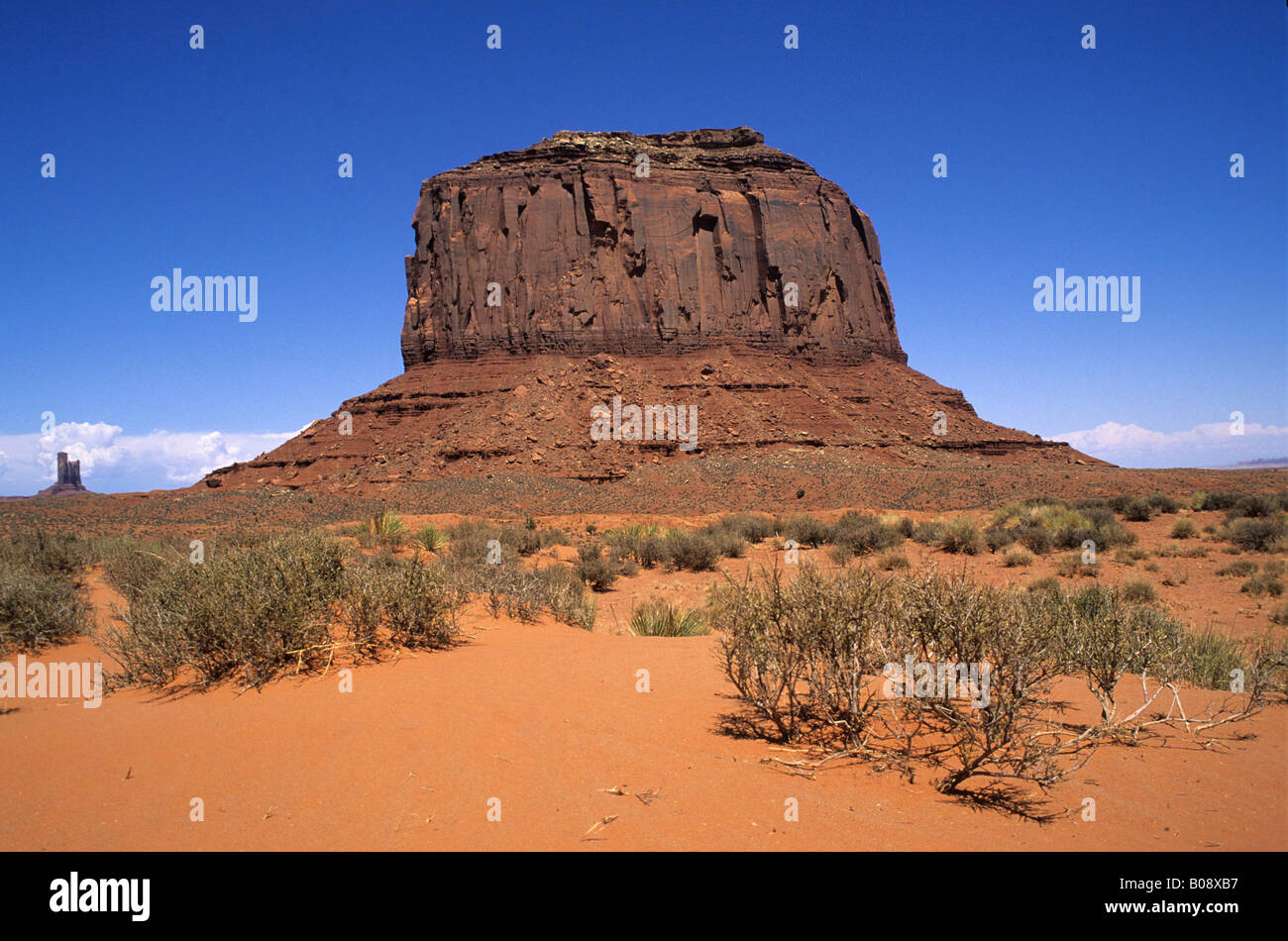 Monument Valley, Southwest USA - Stock Image
