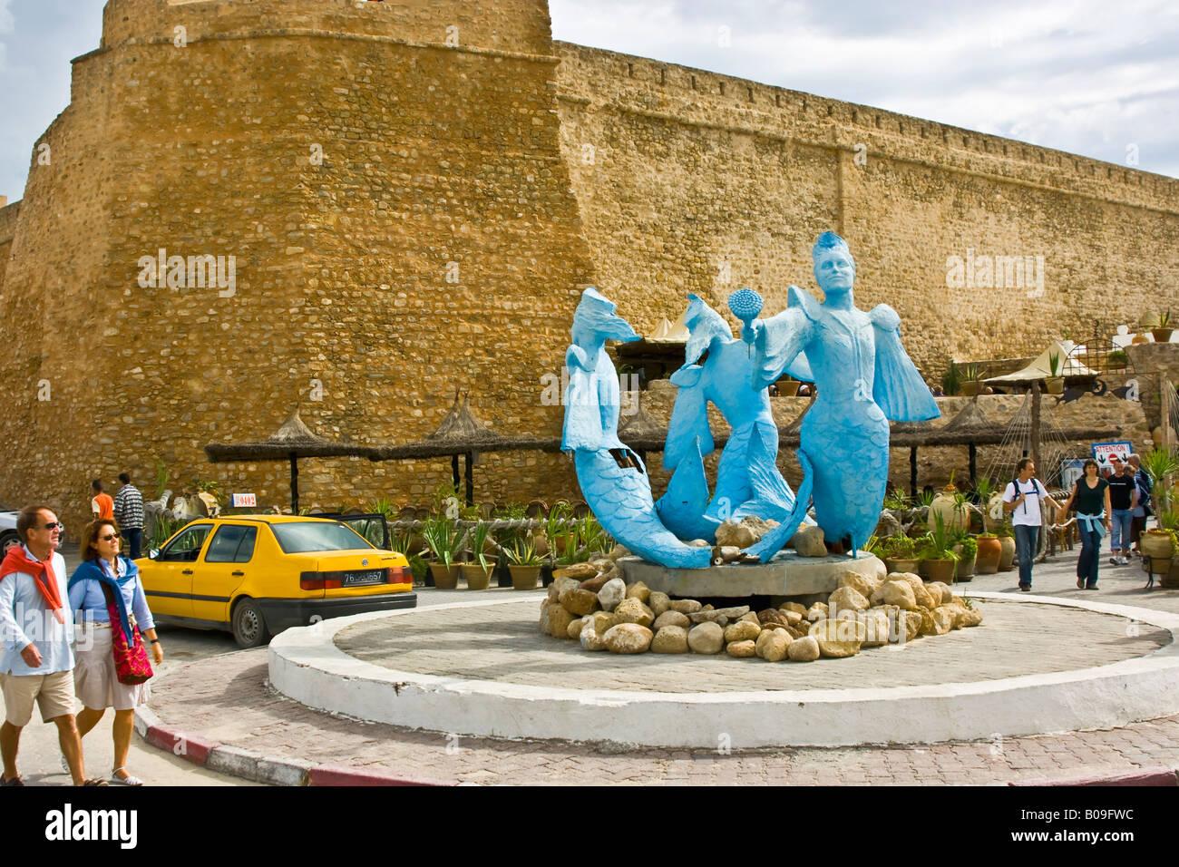 Hammamet Tunesia Tunisia - Stock Image