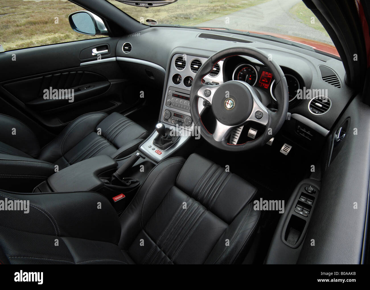 Page 2 Alfa Romeo 159 High Resolution Stock Photography And Images Alamy