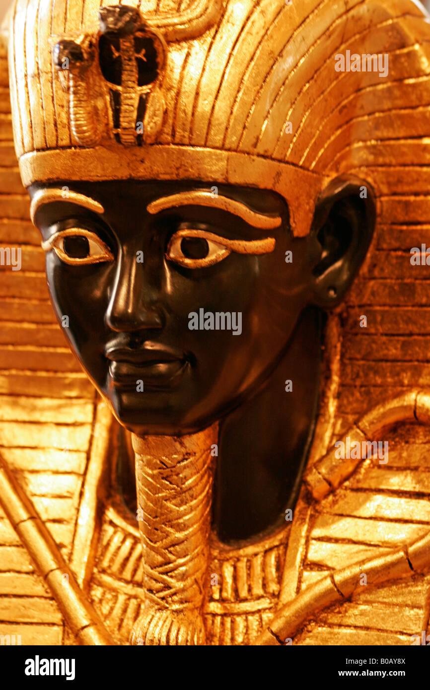 King Tut - Stock Image