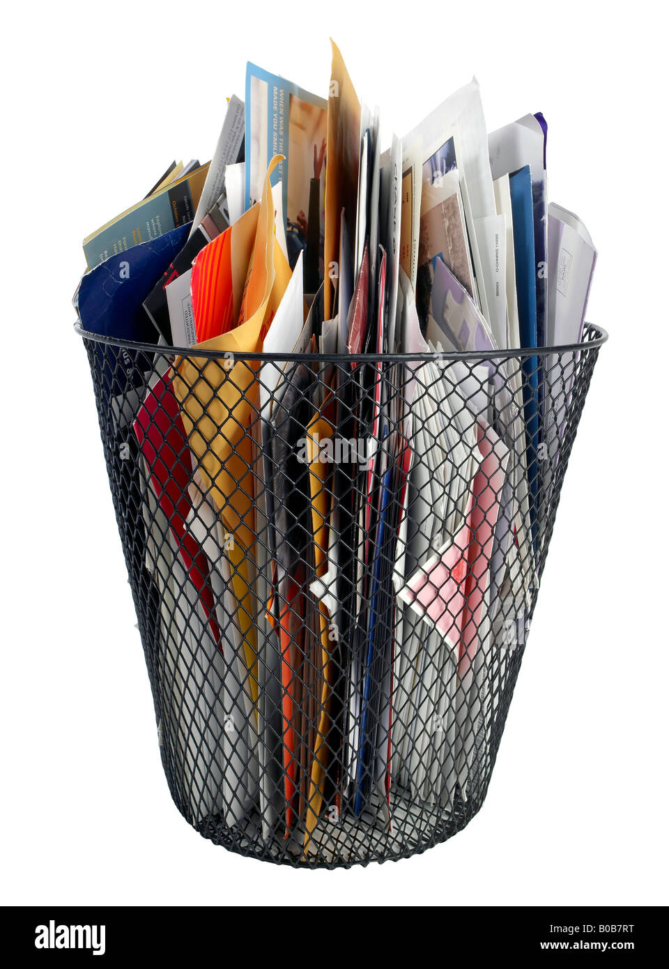 junk mail - Stock Image