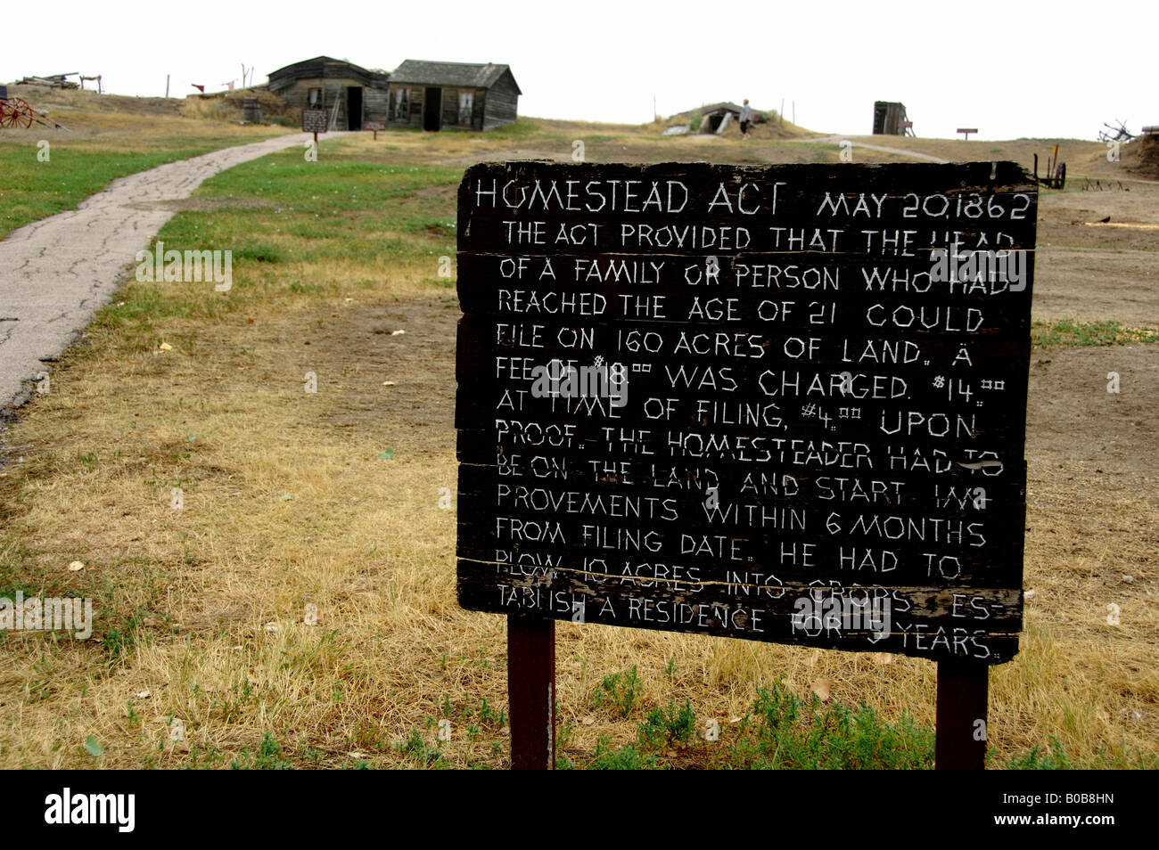 Homestead Act Stock Photos & Homestead Act Stock Images - Alamy