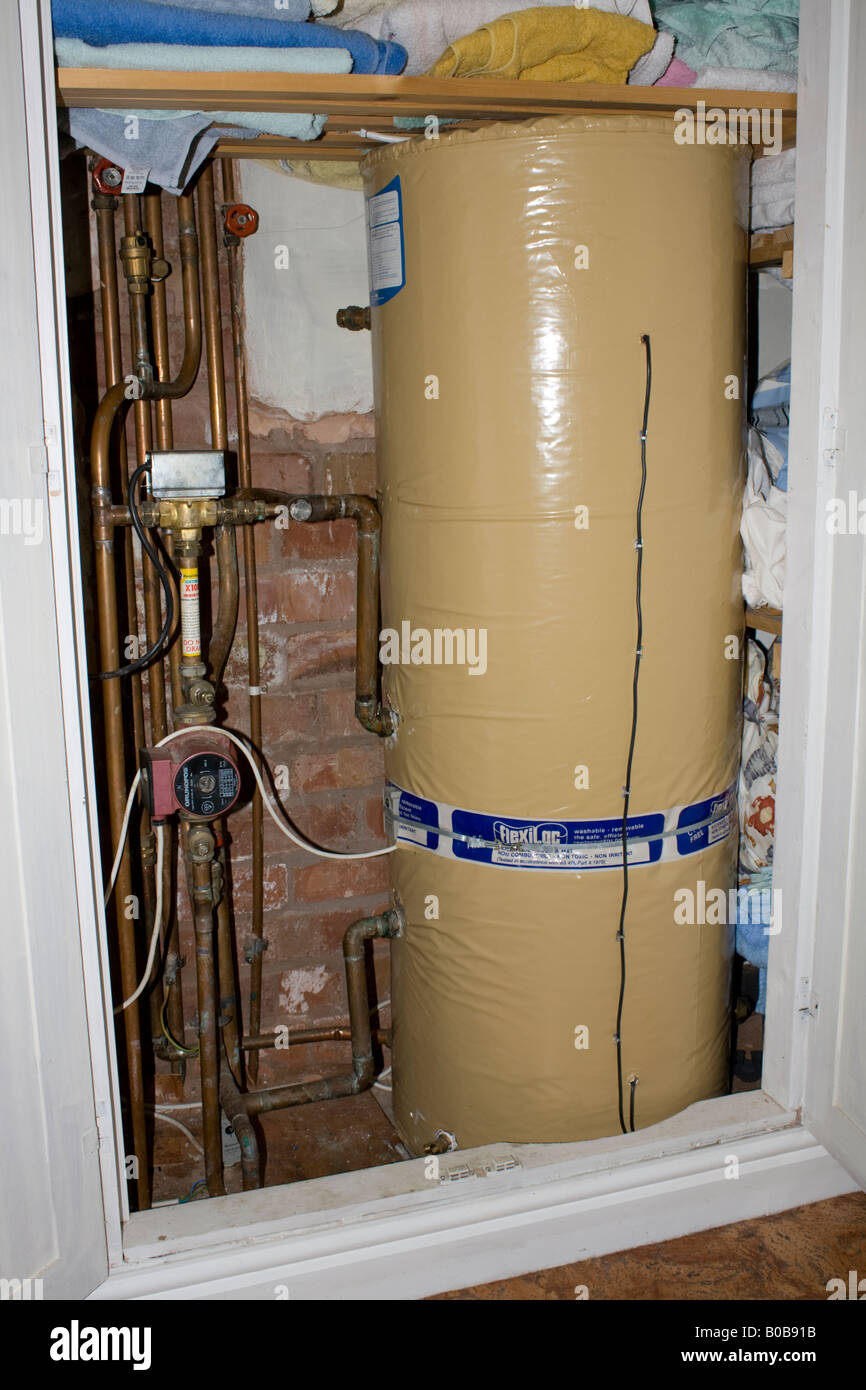 Airing Cupboard High Resolution Stock Photography And Images Alamy