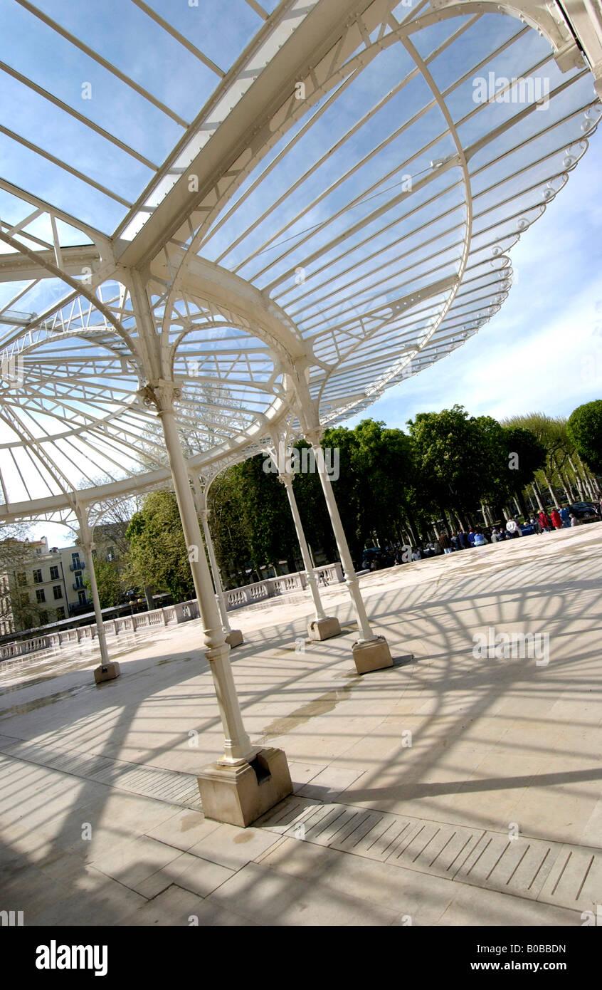Grand Casino Opera, Allier, Vichy, Auvergne, France, Europe Stock Photo