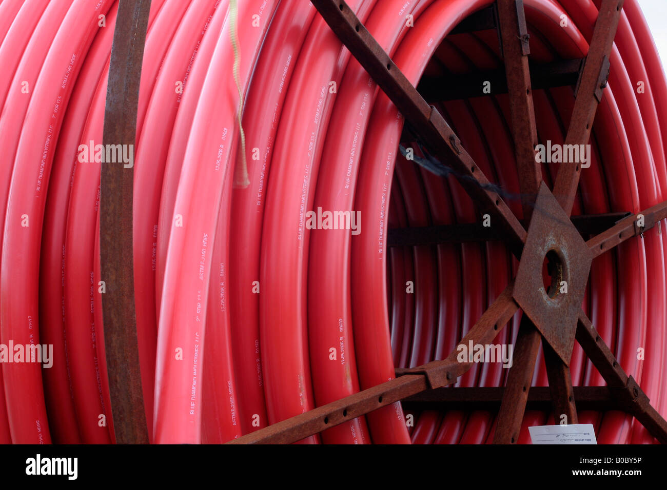 2 inch plastic pipe & 2 inch plastic pipe Stock Photo: 17473170 - Alamy