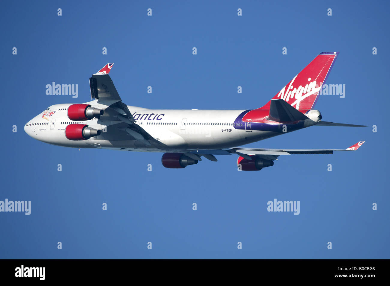 Boeing 747 400 Wind Diagrams Modern Design Of Wiring Diagram Virgin Atlantic Jumbo Jet In Blue Sky Stock Photo Rh Alamy Com F Left