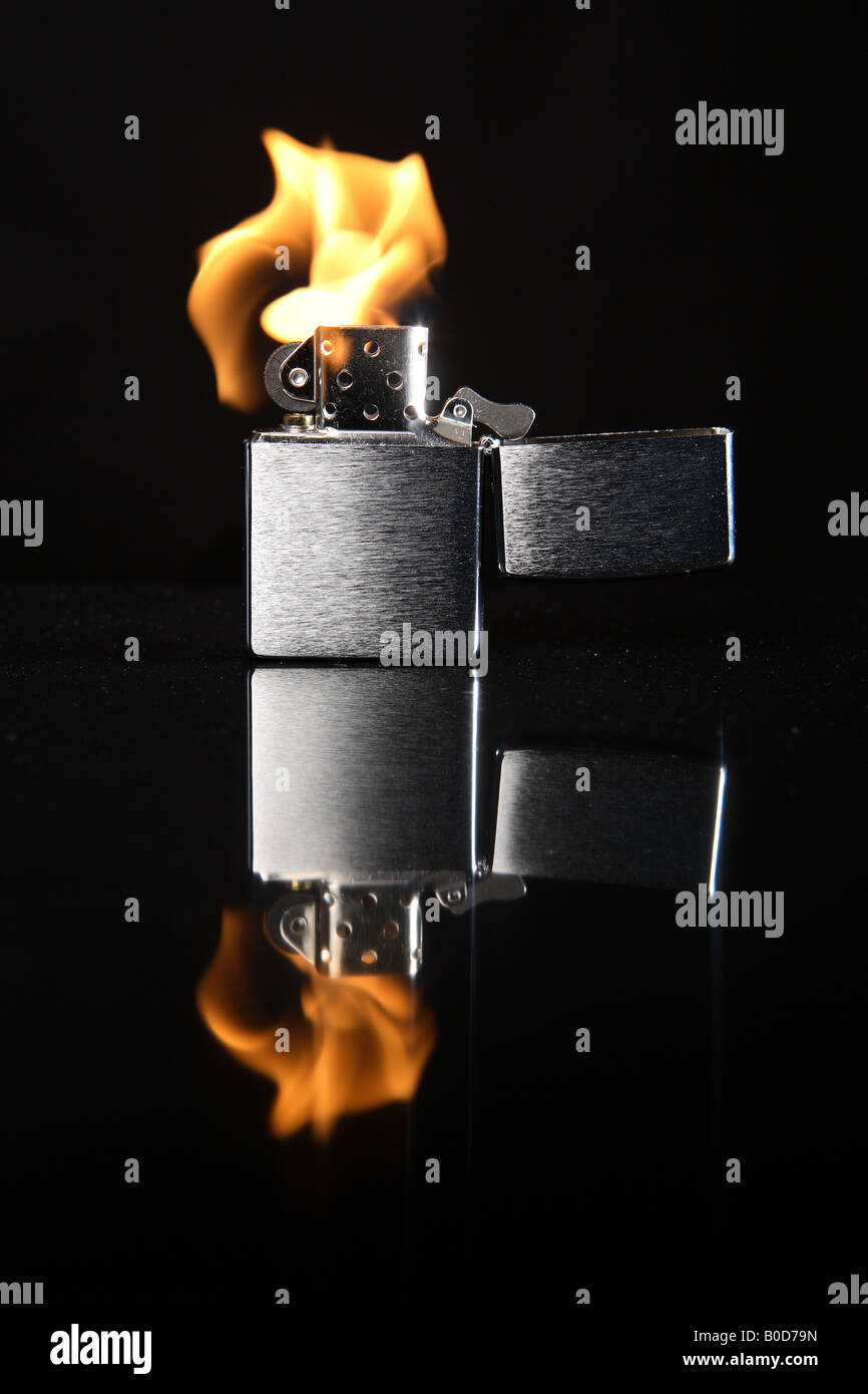 Cigarette Lighter - Stock Image