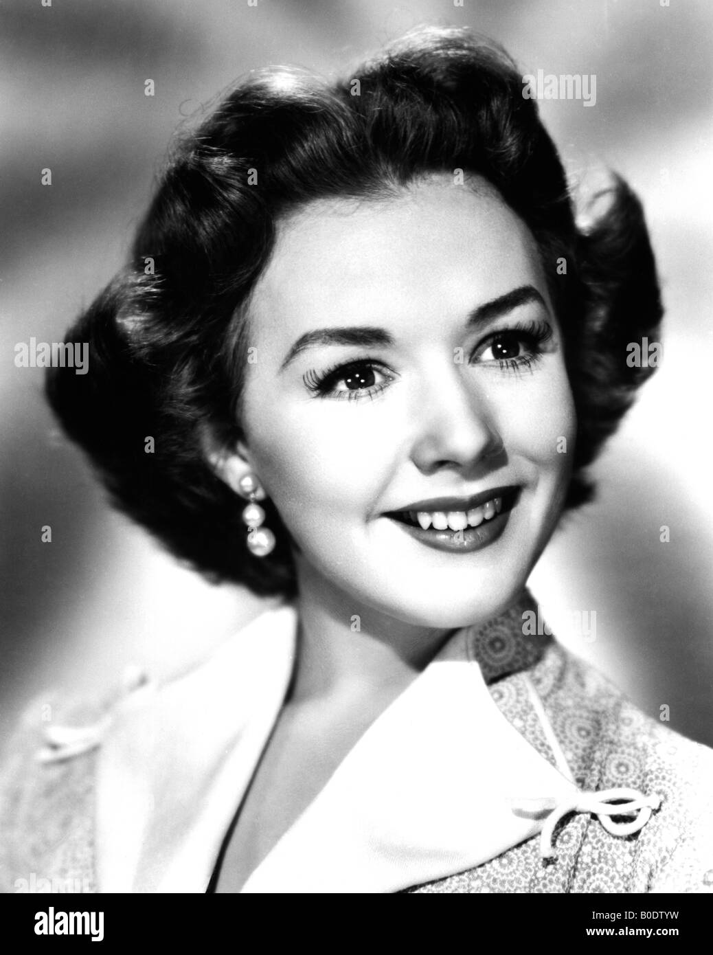PIPER LAURIE - US film actress - Stock Image