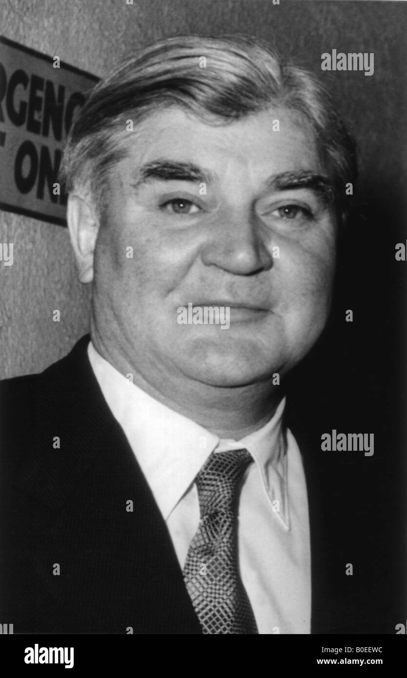 Aneurin Bevan usually known as Nye Bevan November 15 1897 July 6 1960 was a Welsh Labour politician and a socialist - Stock Image