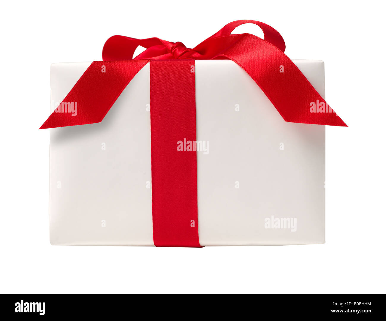 Gift Present - Stock Image