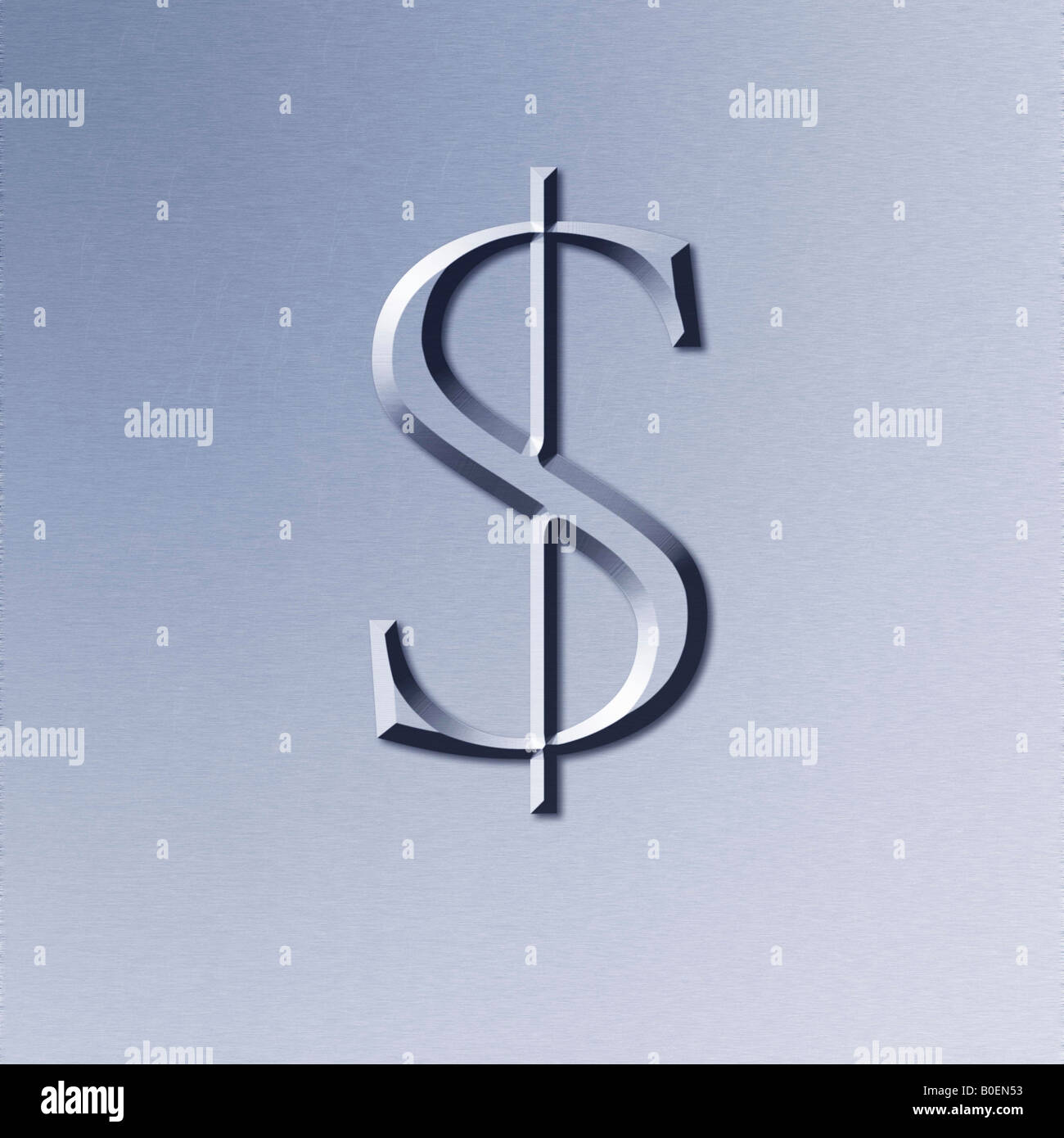 Mexican Canadian Dollar Symbol Stock Photos Mexican Canadian