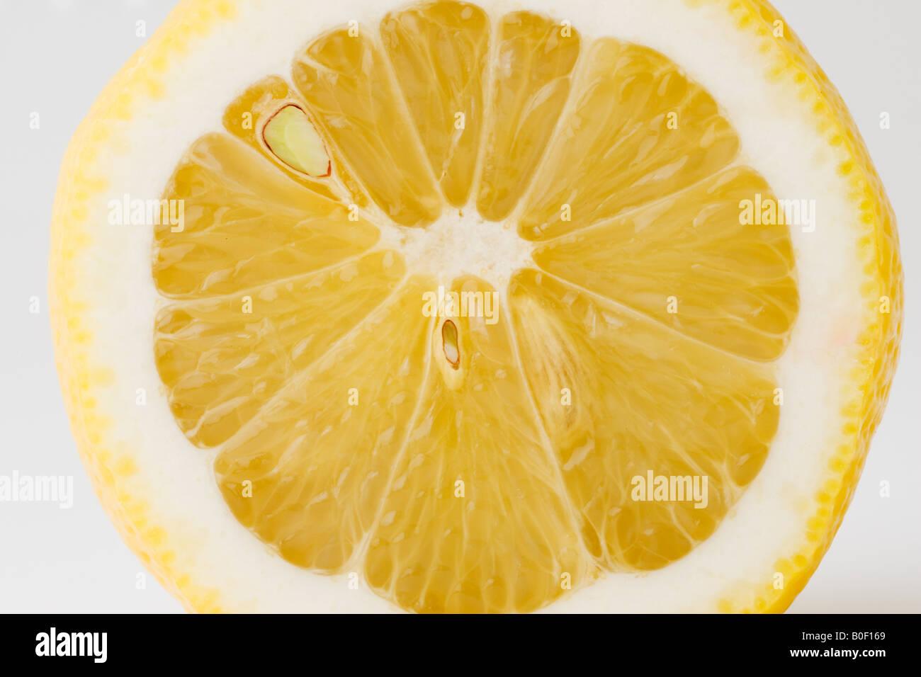 Lemon London England United Kingdom Stock Photo