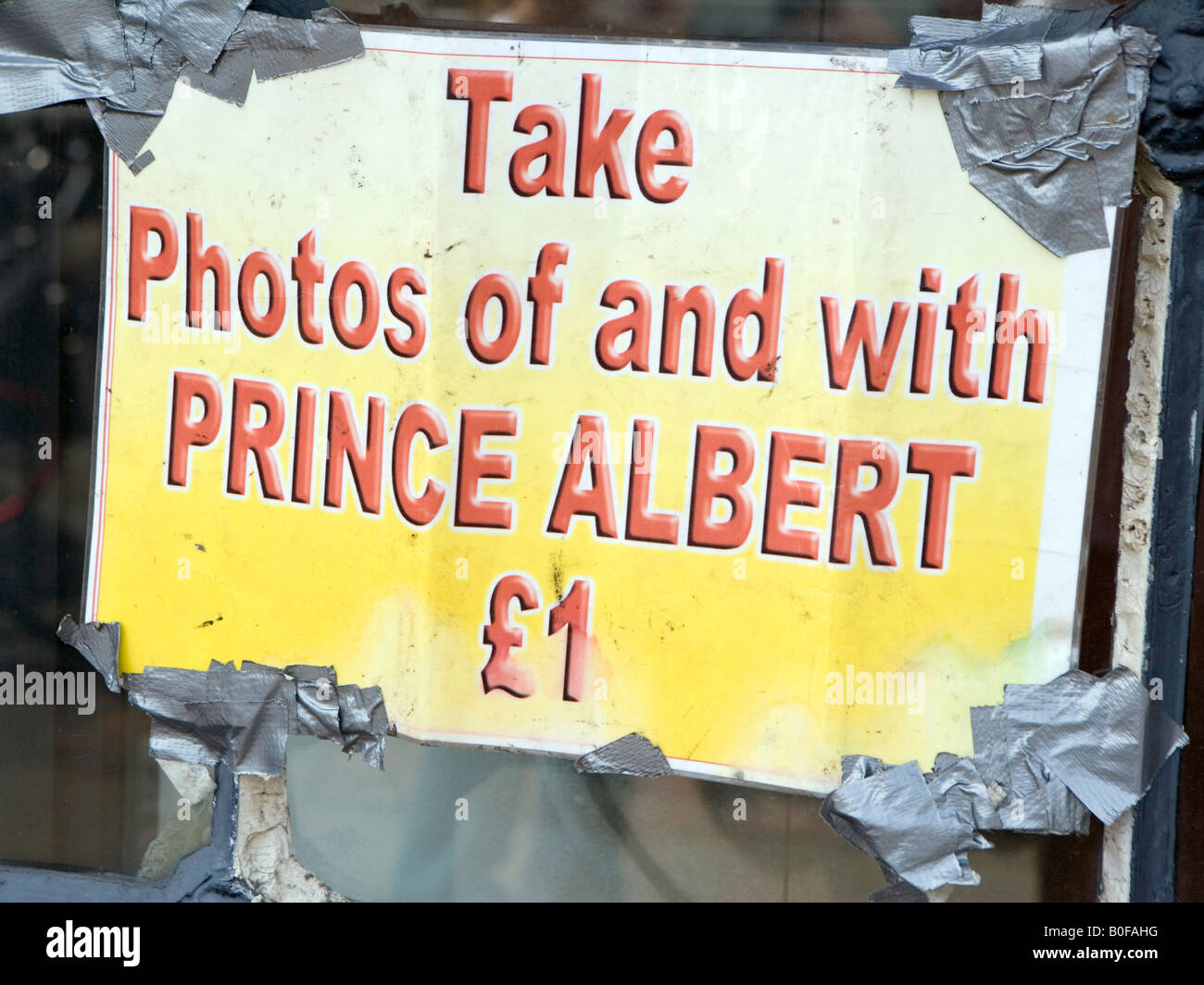 Camden Lock London - Photo charges Sign - Stock Image