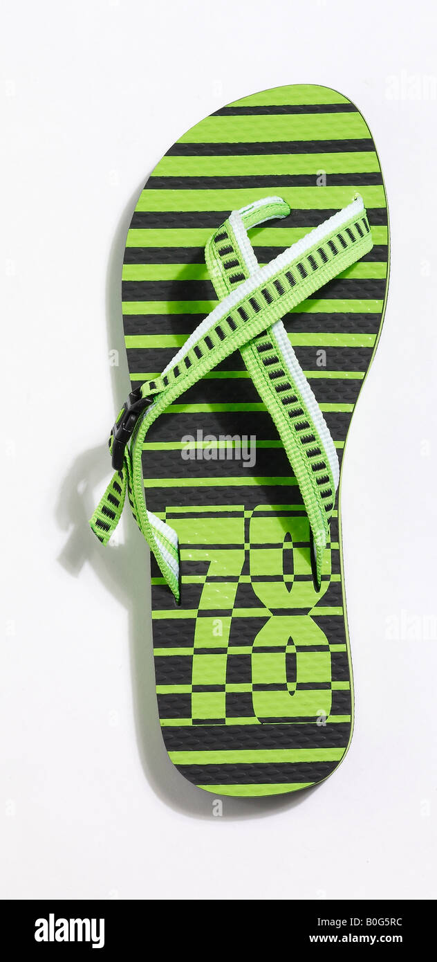 flip flop - Stock Image