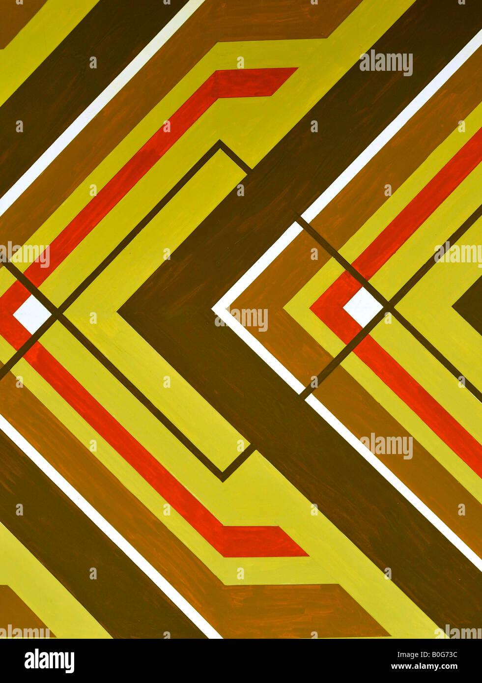 Art deco magic mustardan original design by frank kean dip art