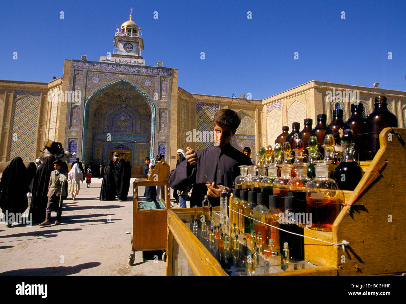 Maula Ali Shrine Wallpaper: Najaf Stock Photos & Najaf Stock Images
