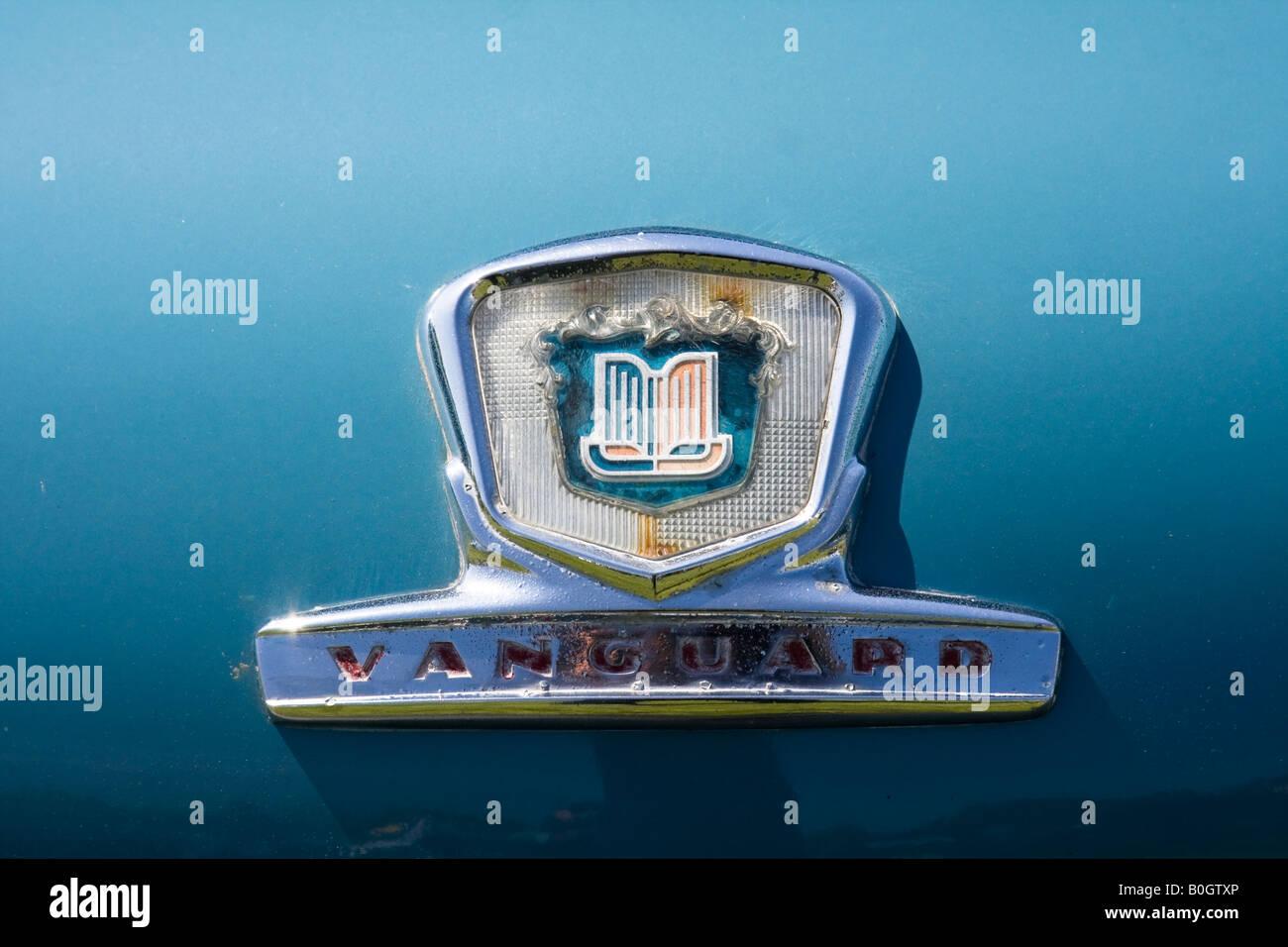 Vanguard Car Badge Stock Photos & Vanguard Car Badge Stock Images ...