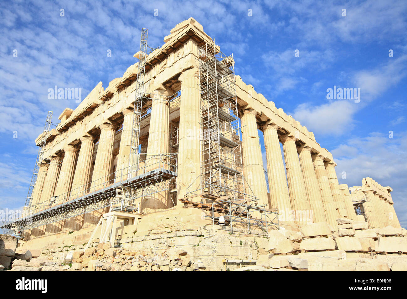 Acropolis, Athens, Greece - Stock Image
